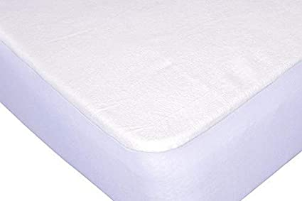 Amazon Com Protect A Bed Plush Waterproof Mattress Protector King