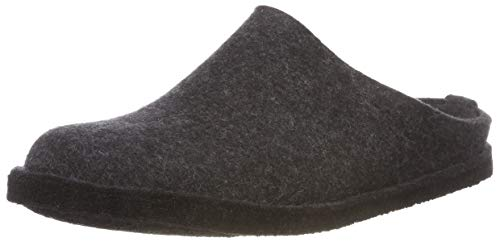 Soft Haflinger Flair Graphite Wool Sandals Felt Womens x88FwE