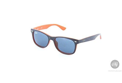 Gafas de sol niño/bebé Rayban azul RJ 9052 S 178/80 47/15 ...