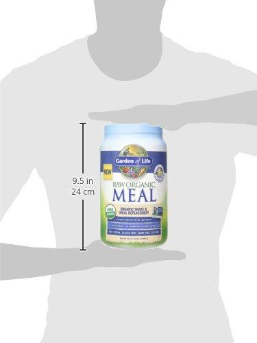 Garden-of-Life-Meal-Replacement-Organic-Raw-Plant-Based-Protein-Powder-Vanilla-Vegan-Gluten-Free-342oz-969g-Powder