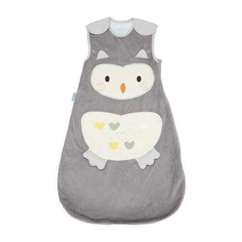 2.5 Tog Ollie the Owl 18-36 Months Grobag Swaddling Blankets