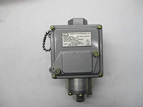 (Custom Control SENSORS 604G2)