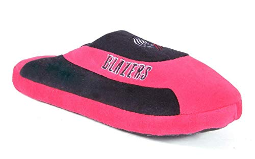 Happy Portland Comfy Feet Slippers Womens and Low Feet OFFICIALLY Trailblazers and NBA Pro LICENSED Mens 5O1gAO