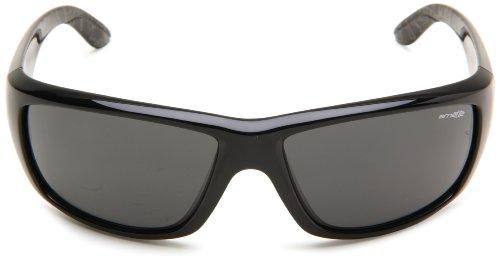 Black Sonnenbrille Arnette Gafas para hombre q8741wv