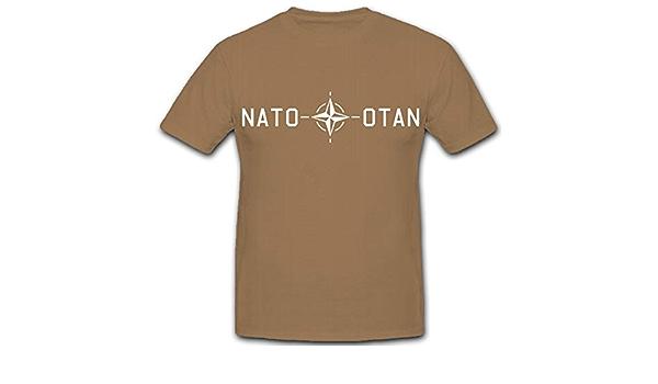 Copytec NATO OTAN Escudo Logo Caracteres Emblema OTAN de ...