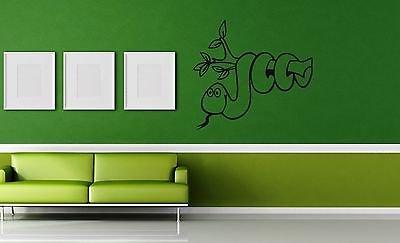 (Wall Vinyl Decal Kids Nursery Room Boa Cartoons ig1504)