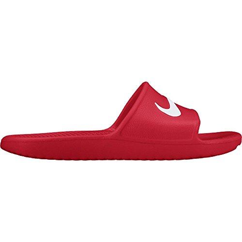 Kawa University Basses Shower White 600 Homme Sneakers Red Nike Rouge ZPdBwS