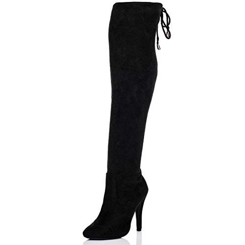 SPYLOVEBUY ULIA Womens Stiletto Boots product image