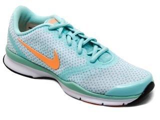 Nike In-Season TR 4 Print Womens White/Sunset Glow/Teal/B...