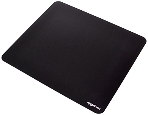 AmazonBasics XXL Gaming Computer Mouse Pad - Black