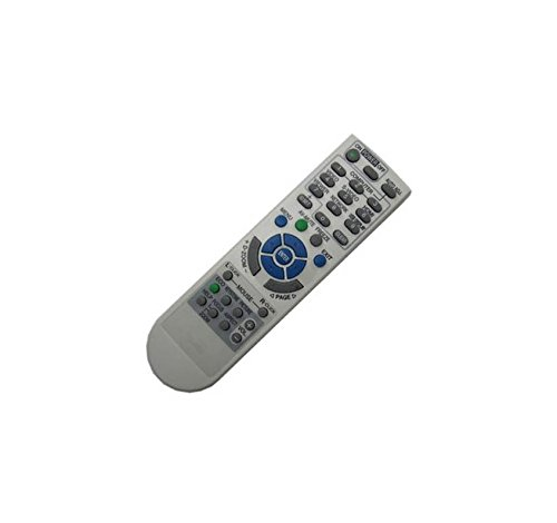 HCDZ Replacement Remote Control fit for NEC LT380G NP1000 NP-M311W NP-M311X LCD Projector