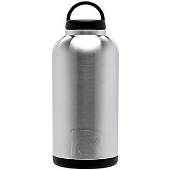 Amazon Com Rtic Stainless Steel Bottle 64oz Kitchen