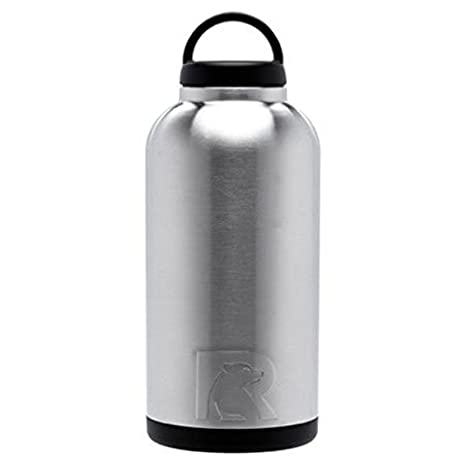 8446f54480d Amazon.com: Rtic Stainless Steel Bottle (64oz): Kitchen & Dining