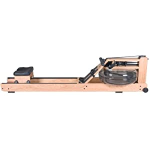 Water Rower Oxbridge Rowing Machine in Cherry with S4 Monitor