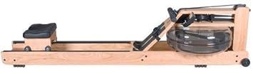 WaterRower Oxbridge Rowing Machine in Cherry with S4 Monitor