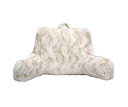 Better Homes & Gardens Faux Fur Backrest, Ivory