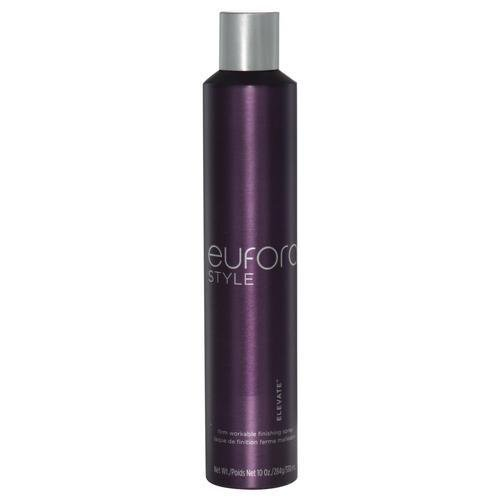 Finishing Spray Hair Spray (Eufora Elevate Firm Hold Workable Finishing Hair Spray 10 oz)