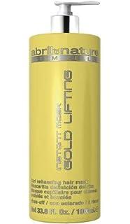 abril et nature bain shampoo Gold Lifting 1000 ml.: Amazon.es: Belleza