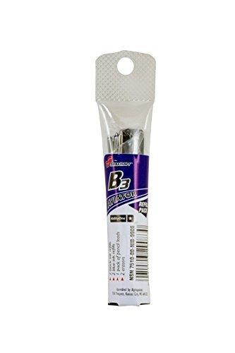 SKILCRAFT 5 Piece B3 Aviator Pen Refill Kit - BLUE & Black ink Refills - Leads