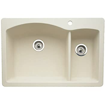 Blanco Diamond Dual Mount Granite Composite 33\