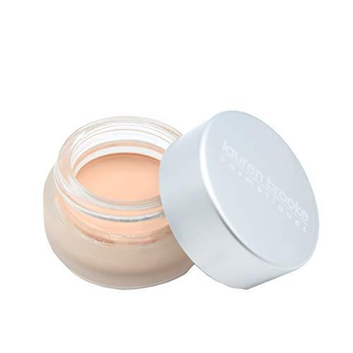 Lauren Brooke Cosmetiques Organic Eye, Face Creme Concealer (Peach Veil Corrective Concealer) ()