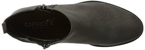 Caprice 25302, Botas para Mujer Gris (Anthraci.comb)