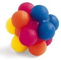Atomic Bouncing Ball Cat Toy 2pcs Size:Pack of 4