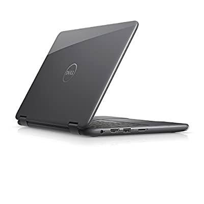 Dell Inspiron 11.6 2-in-1 Convertible Touchscreen Business Laptop/Tablet AMD A9 CPU 2.6GHz WiFi Bluetooth Webcam MaxxAudio Win 10 up to 8G RAM 256G SSD