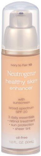 Healthy Skin Enhancer Broad Spectrum SPF 20 by Neutrogena #11