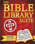 Software : Bible Library Suite