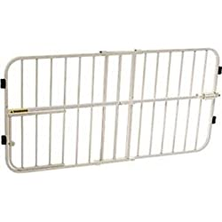 BEST PRICE, New Carlson Lil Tuffy Metal Expandable Gate