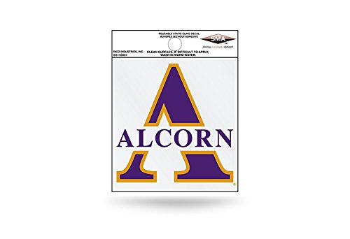 Rico NCAA Alcorn State Braves Small Static Decal
