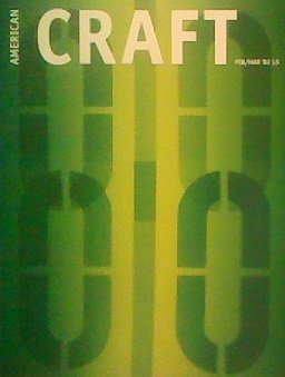 American Craft (Febuary/March, 2002), used for sale  Delivered anywhere in USA