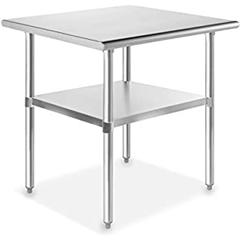 Amazon.com: Z Grill Stainless Steel Prep Work Table 24 x 48 ...
