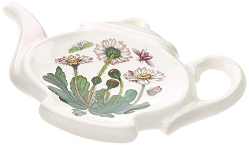 (Portmeirion Botanic Garden Teapot Spoon Rest, (Colors and Design May Vary))