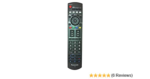 New PANASONIC N2QAYB000100 TV REMOTE for N2QAYB000102 N2QAYB000103 N2QAYB000221