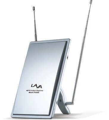 Lava Electronics A-200 Indoor HDTV Antenna by Lava Electronics