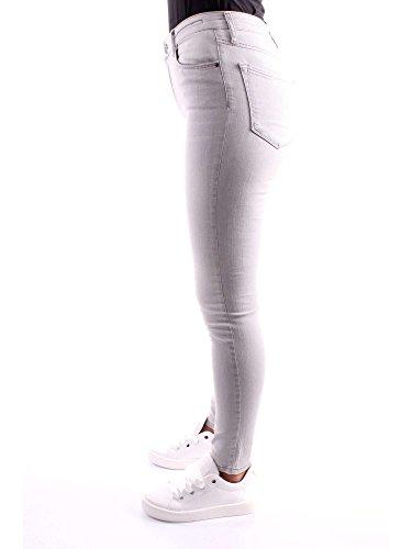 PGP18874JEGRIGIO Gris Jeans Femme Coton Silvian Heach ZqEvwv7
