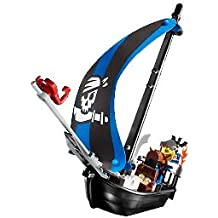 7072 ship to sea rather than each of Lego Pirates Junior captain Cragg (japan import)