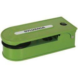 Sylvania Pc Tocadiscos Usb para tocadiscos (green) (Pack of 1 EA ...