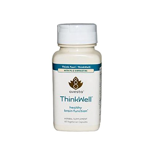 Savesta Think Well, 60 Count