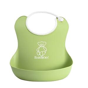 BABYBJORN Soft Bib – Turquoise