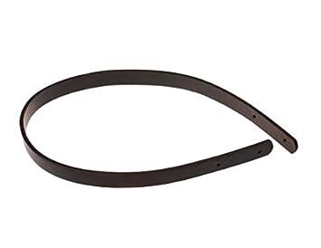 55/cm Asa de piel sint/ética para bolsa Koedu accesorio de bolso DIY extra/íble
