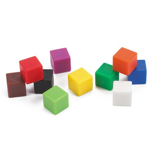 EAI Education Centimeter Cubes - Set of - Cubes Centimeter