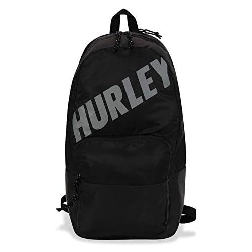 chollos oferta descuentos barato Hurley U Fast Lane Backpack Mochila Hombre Black 1SIZE