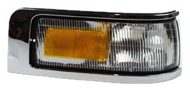 TYC 18-5473-01 Lincoln Town Car Passenger Side Replacement Side Marker Lamp (Marker Lamp Car Side Town)