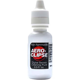 Photographic Solutions 0.5 fl oz Aeroclipse Cleaning Fluid for Digital Sensor, Non-Flammable by Photographic Solutions