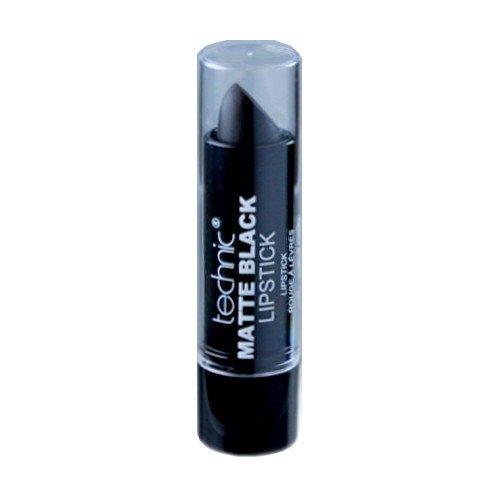 Technic Black Matte Lipstick 26605