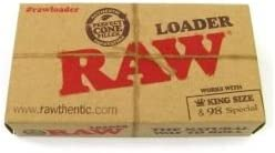 New RAW Classic Rolling Papers King Size 98 Special Cone Loader FREE SHIPPING