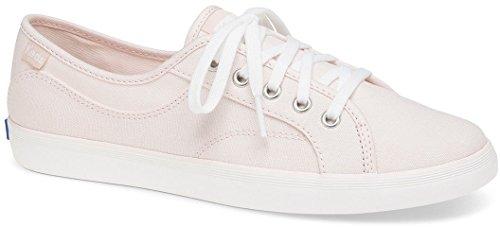 Keds Women's Coursa Lace-up Fashion Sneaker (9 B(M) US, Light Pink)